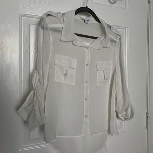 Sheer Blouse